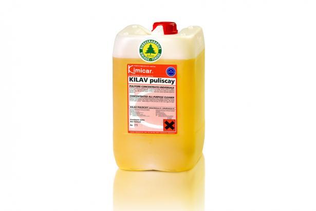 Detergente forte indicato per la pulizia di interni
