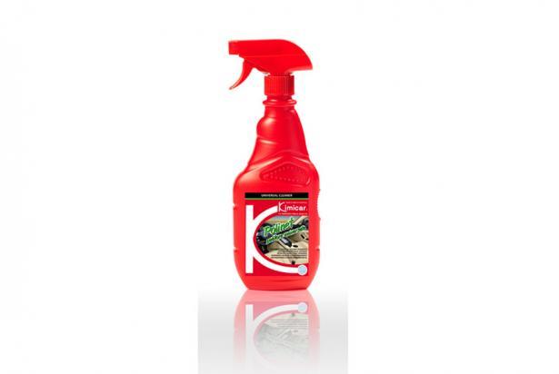 Detergente forte universale indicato per la pulizia dei sedili in scay, pelle, stoffa