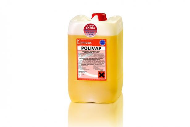 Detergente per area self, idropulitrici e nebulizzatori, per l'uso a caldo e a freddo