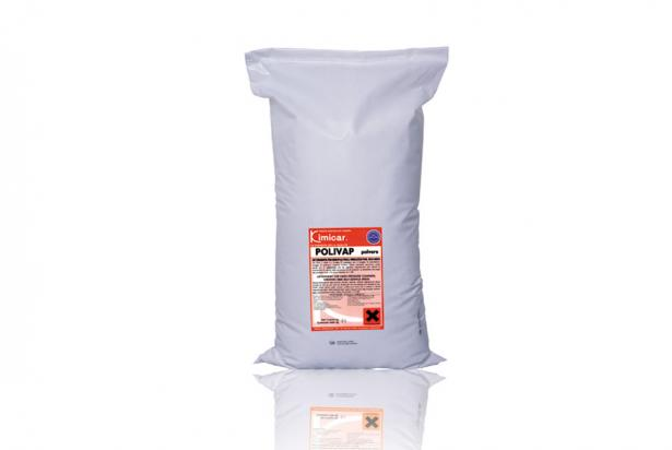Concentrated powder detergent, active foam and traffic remover for self-service bays