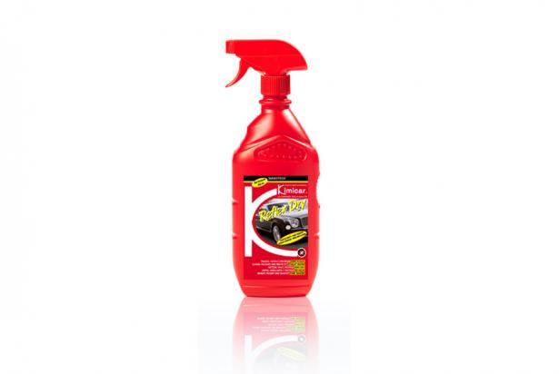 Lucidante protettivo che pulisce la carrozzeria senza l'utilizzo di acqua