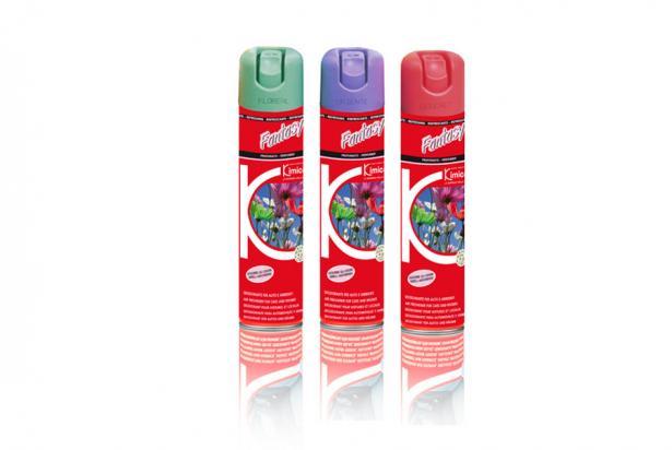 Deodorante per ambienti ideale per neutralizzare istantaneamente gli odori sgradevoli