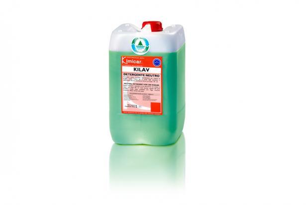 Detergente neutro per autolavaggi automatici