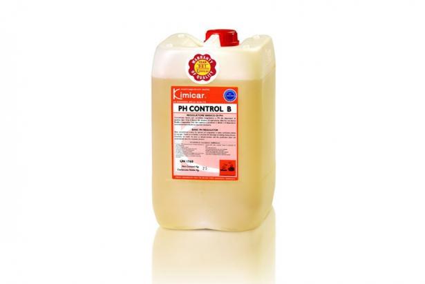 Regolatore di pH, prodotto per la depurazione delle acque