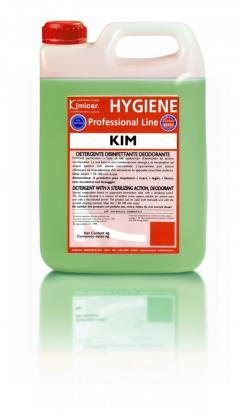 Detergente, disinfettante, deodorante per superfici