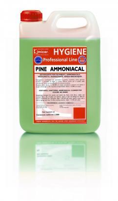 Detergente ammoniacale per pavimenti, profumato, igienizzante, senza risciacquo