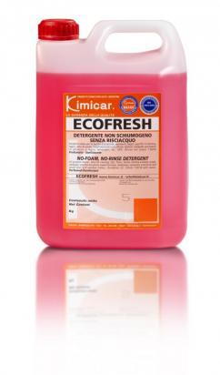 Detergente profumato non schiumogeno senza risciacquo