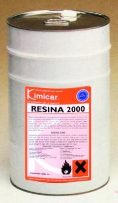 Resina autolucidante ed autolivellante per pavimenti in cemento