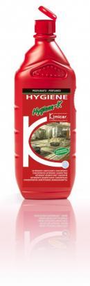 Detergente per la pulizia e l'igienizzazione delle superfici lavabili