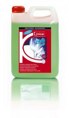 Detergente estremamente concentrato per il lavaggio manuale di stoviglie