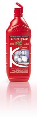 Detergente igienizzante brillantante elimina-odori per lavastoviglie e lavabicchieri