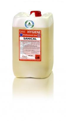 Disincrostante alimentare, sanificante acido