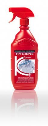 Candeggiante igienizzante a base di ossigeno attivo