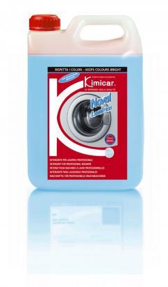 Detersivo per lavatrici professionali con azione antibatterica