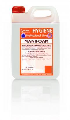 Schiuma lavamani igienizzante concentrata