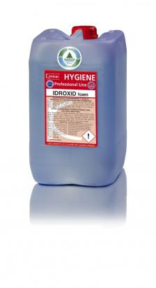 Sanitizzante microbicida a base di ossigeno attivo