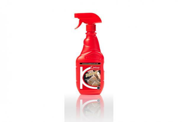 Pulitore per pelle con trattamento rigenerante, detergente e rinnovatore