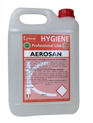 Igienizzante per ambienti con nebulizzatore elettronico o ad ultrasuoni
