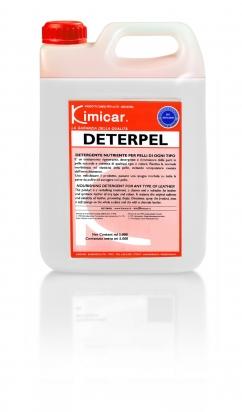 Detergente rigenerante per sedili in pelle