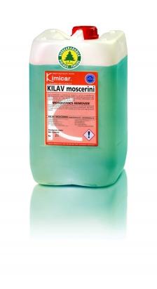 Detergente concentrato per la rimozione di moscerini e insetti da vernici e parabrezza