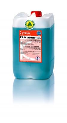Shampoo per auto addizionato con cera per il lavaggio manuale dell'auto