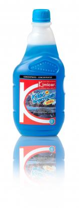 Detergente concentrato per vaschette tergicristallo con antigelo (500 ml.)
