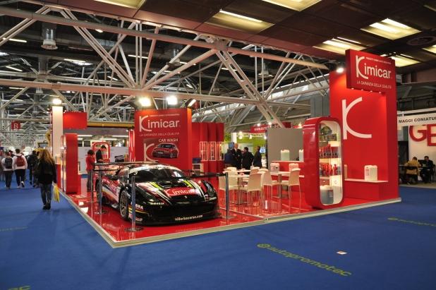 Kimicar Pad. 25 Stand B39 Autopromotc Bologna 2015