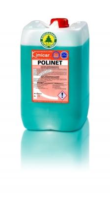 Detergente liquido ad altissima resa adatto per la pulizia di interni